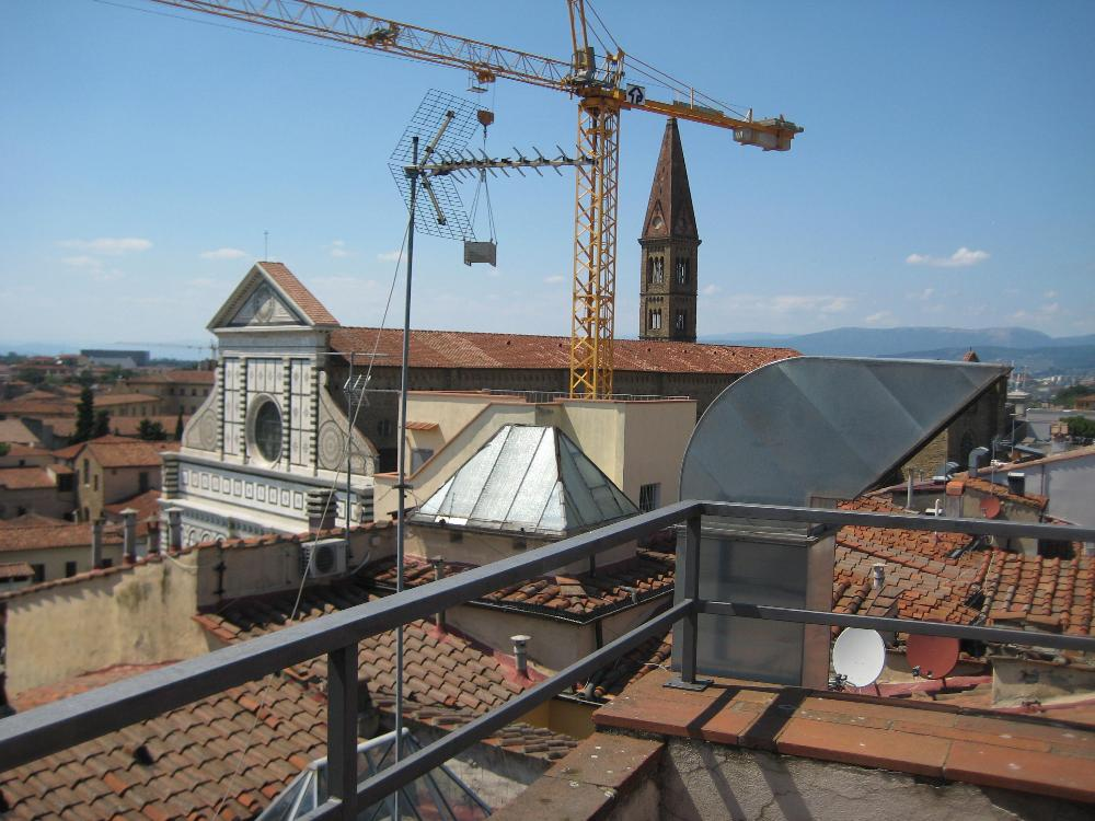 Florence, Italy- Construction